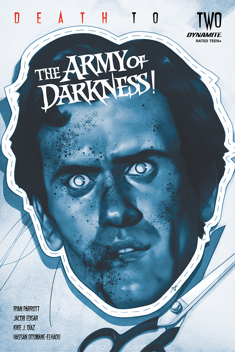 DEATH TO ARMY OF DARKNESS #2 21 COPY OLIVER TINT FOC INCV