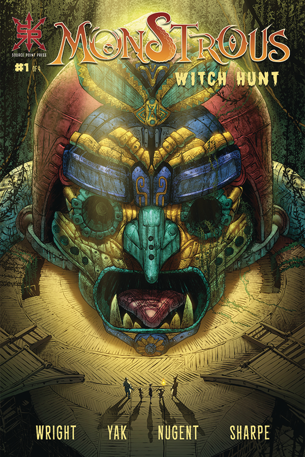 MONSTROUS WITCH HUNTER #1