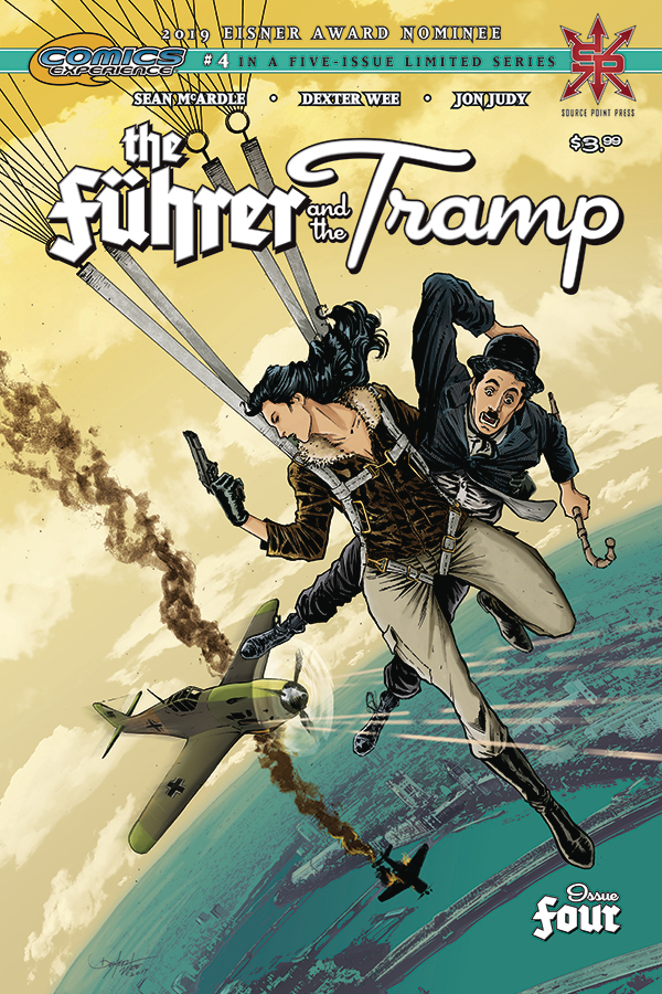 FUHRER AND THE TRAMP #4 (OF 5)