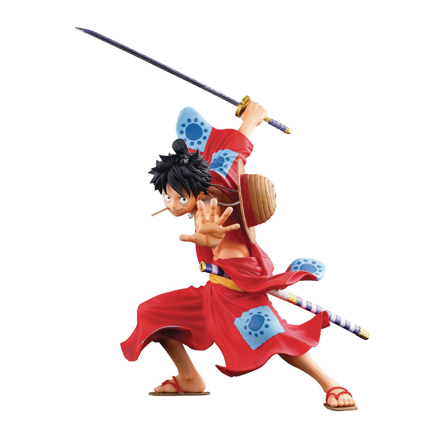 ONE PIECE WORLD COLOSSEUM 3 SUPER STARS MONKEY D LUFFY FIG (