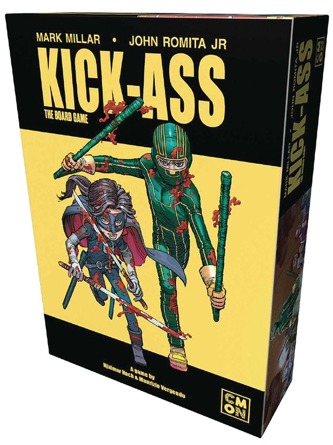 KICK ASS BOARD GAME