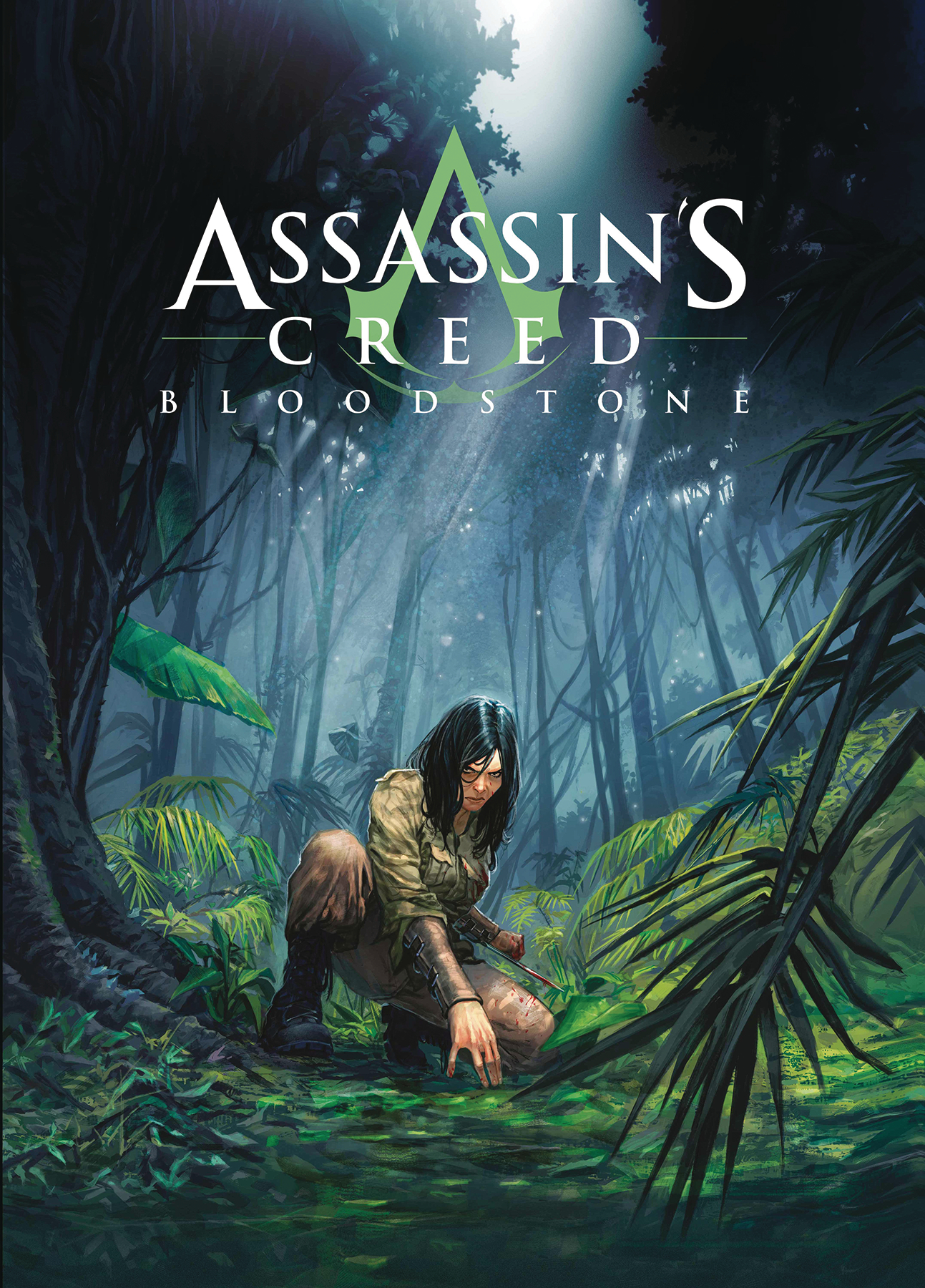 ASSASSIN`S CREED BLOODSTONE HC