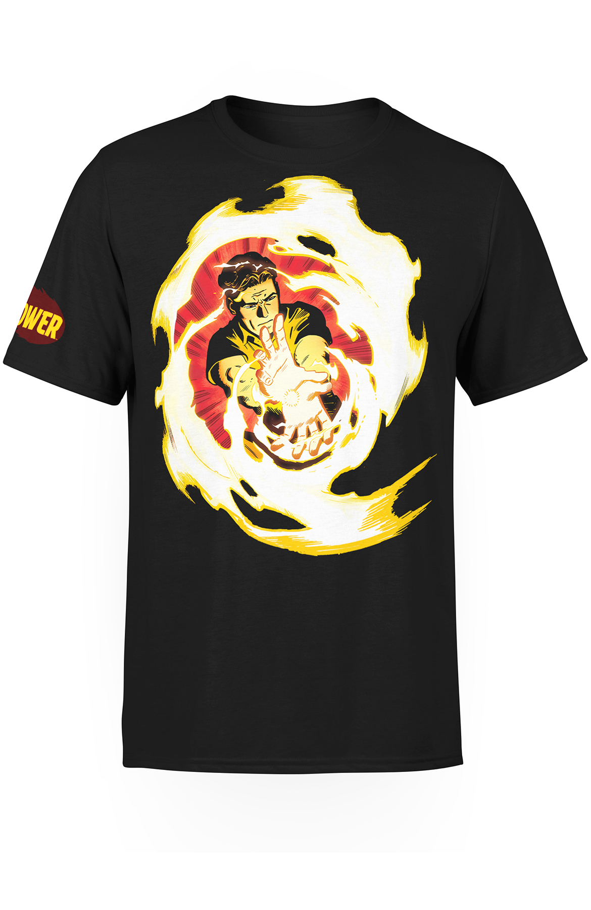 FIRE POWER FIREBALL T/S LG