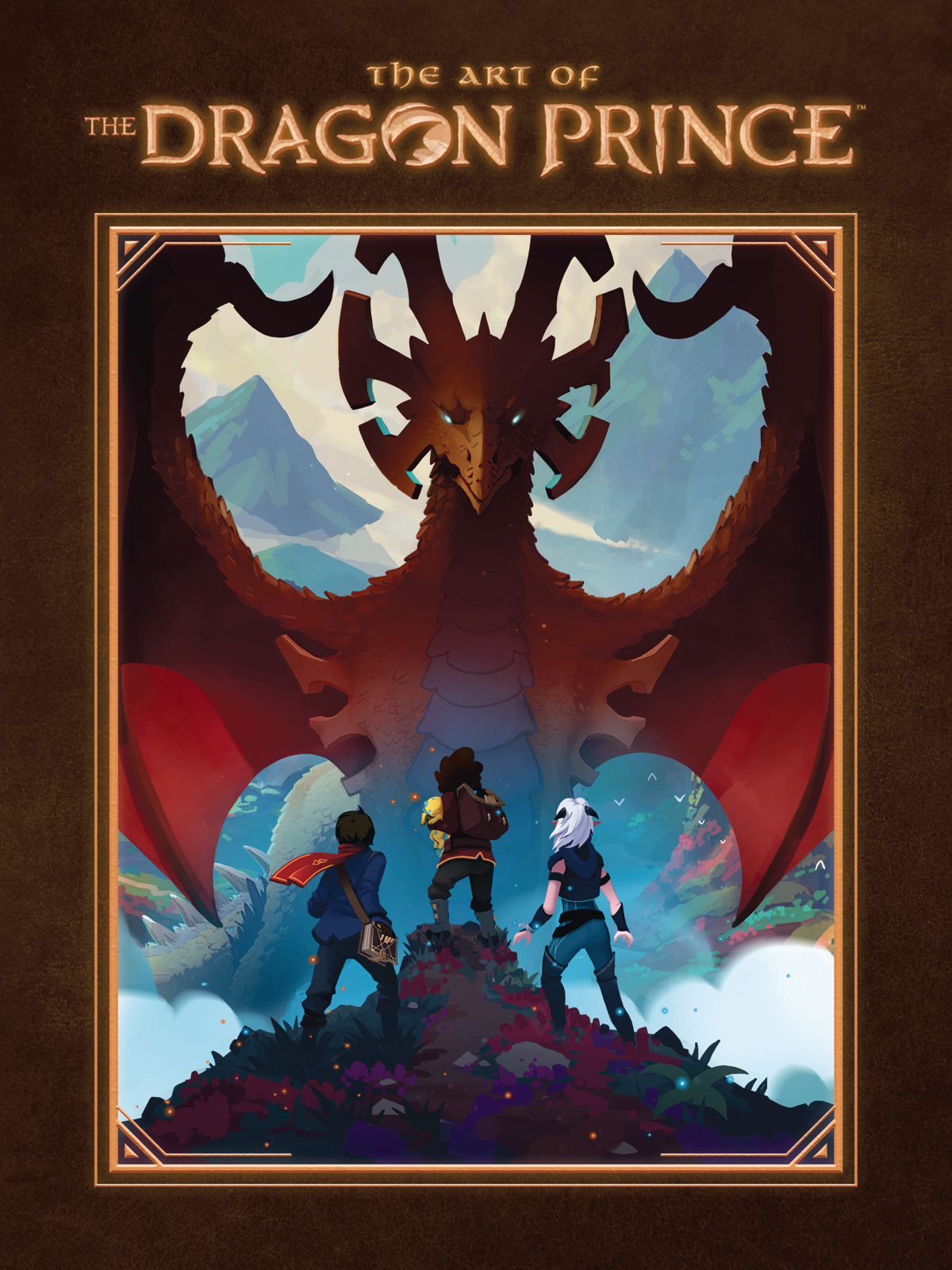 ART OF DRAGON PRINCE HC