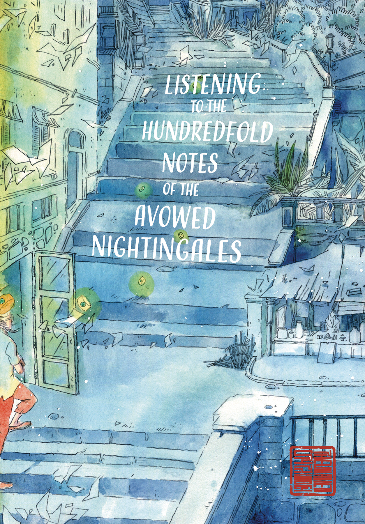 NOTES O/T AVOWED NIGHTINGALES WALLED CITY VOL 03 TRILOGY