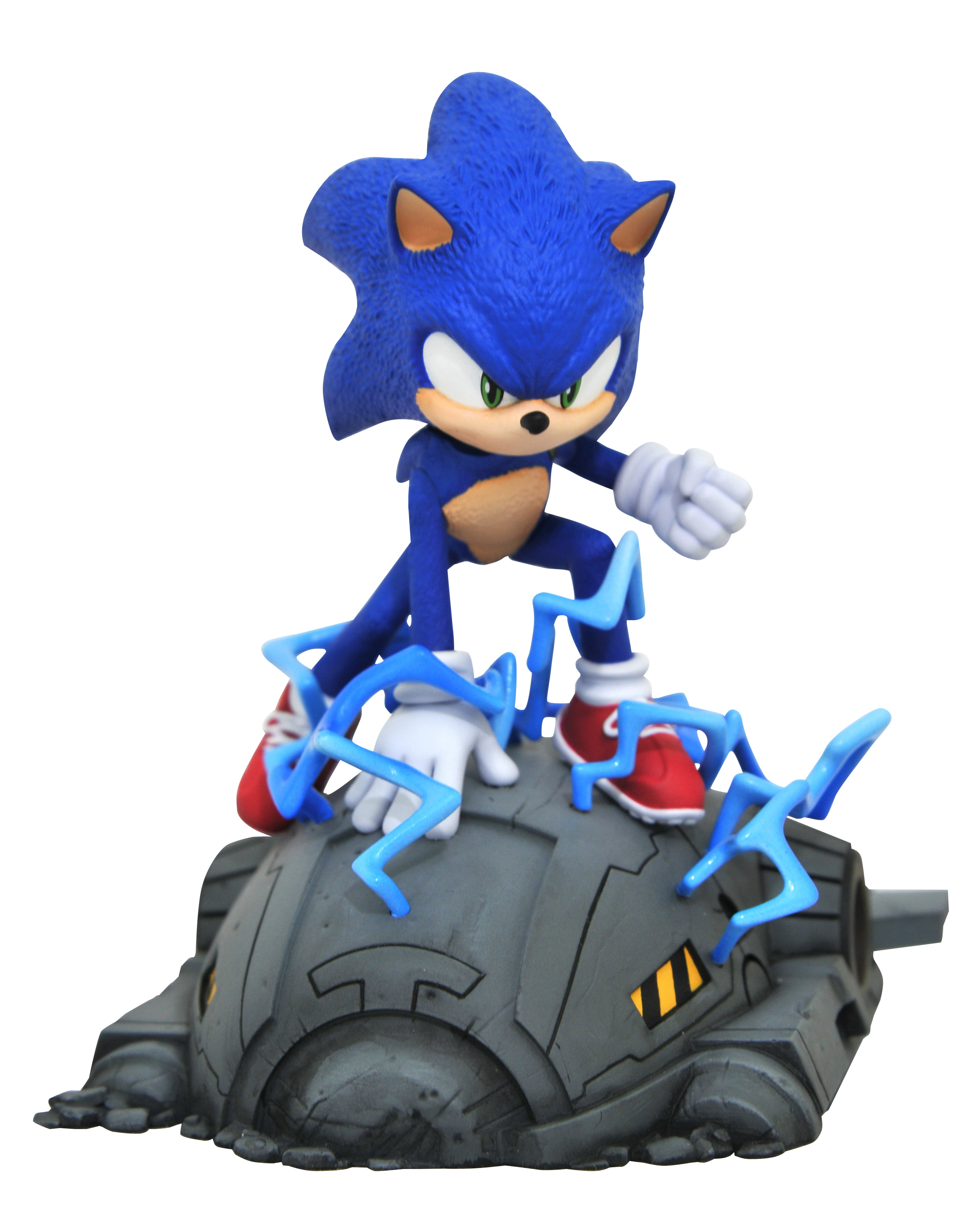 SONIC MOVIE 1/6 SCALE SONIC STATUE