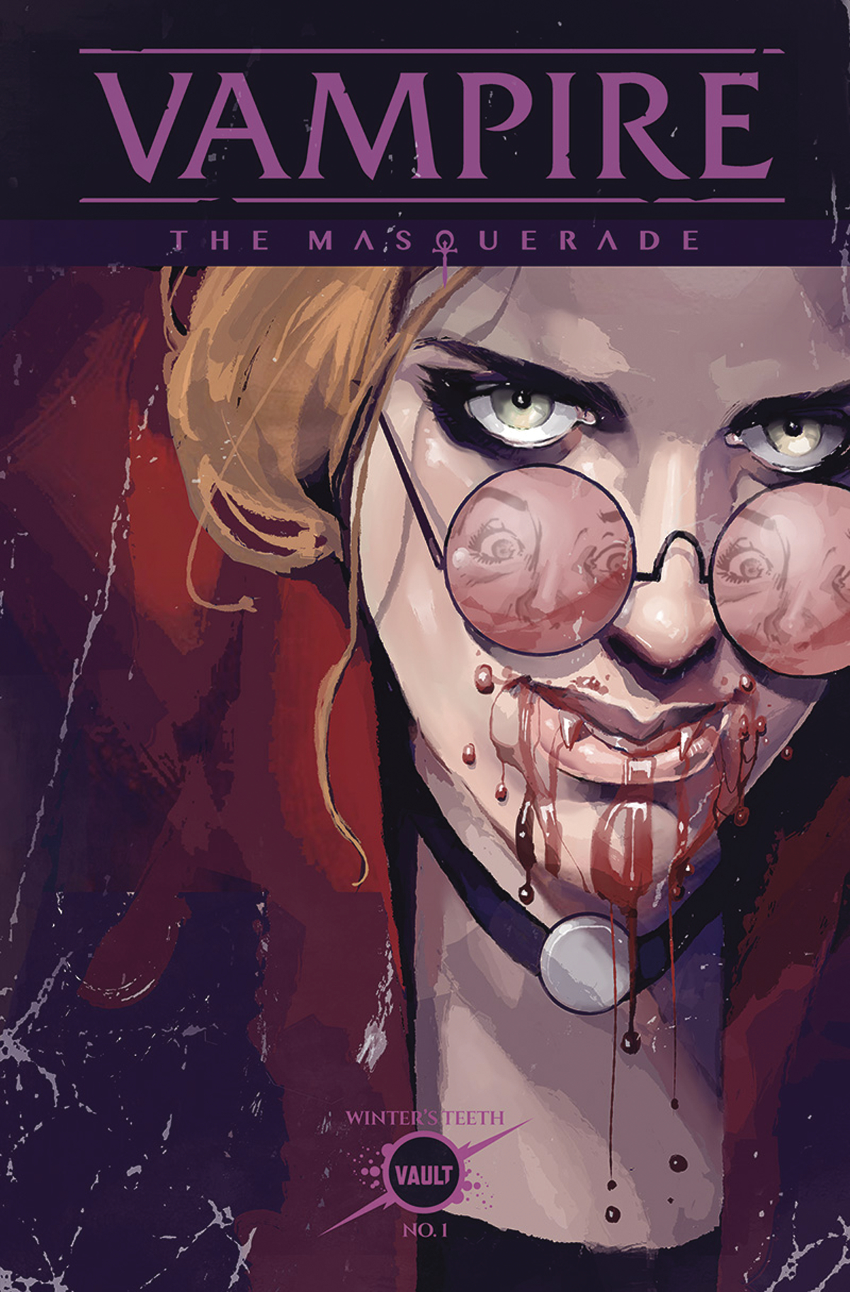Details about  /Vampire The Masquerade Winter/'s Teeth #1 Cover C August 2020 Vault Comics