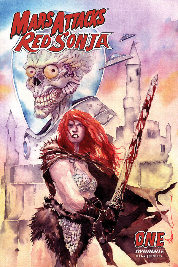 MARS ATTACKS RED SONJA #1 CVR B NGUYEN