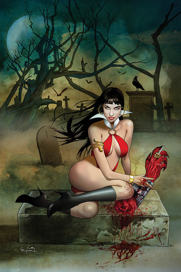 VAMPIRELLA #13 30 COPY GUNDUZ VIRGIN INCV