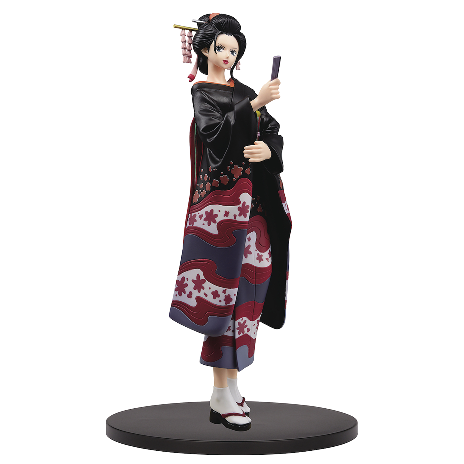 ONE PIECE GRANDLINE LADY WANO COUNTRY V2 NICO ROBIN DXF FIG