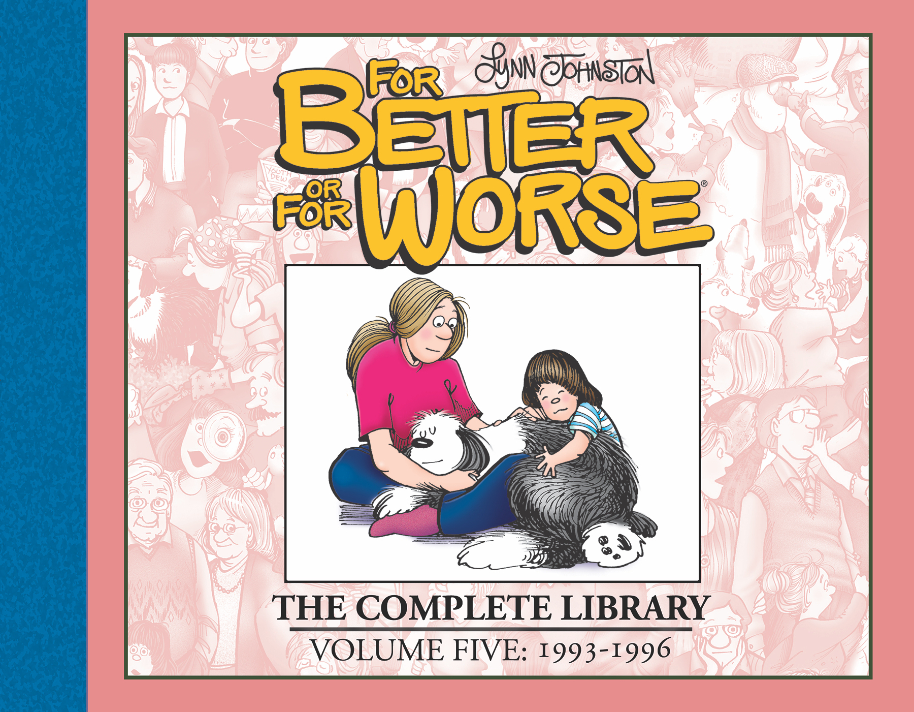 FOR BETTER OR FOR WORSE COMP LIBRARY HC VOL 05