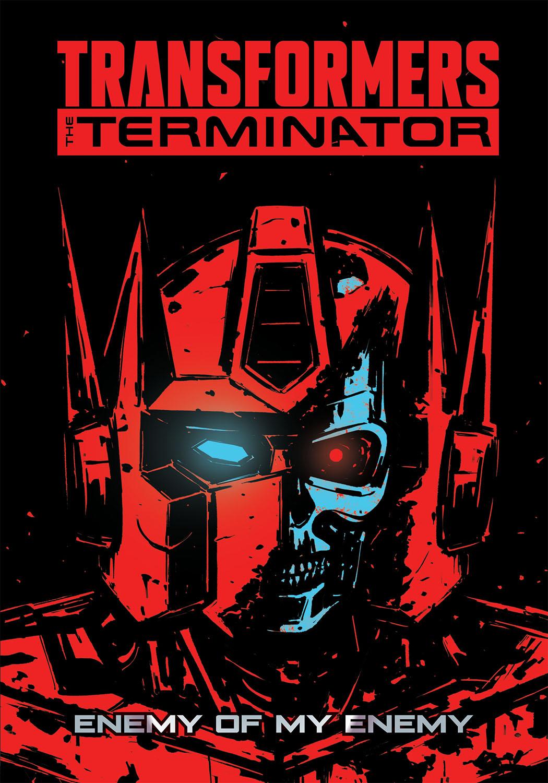 TRANSFORMERS VS TERMINATOR TP