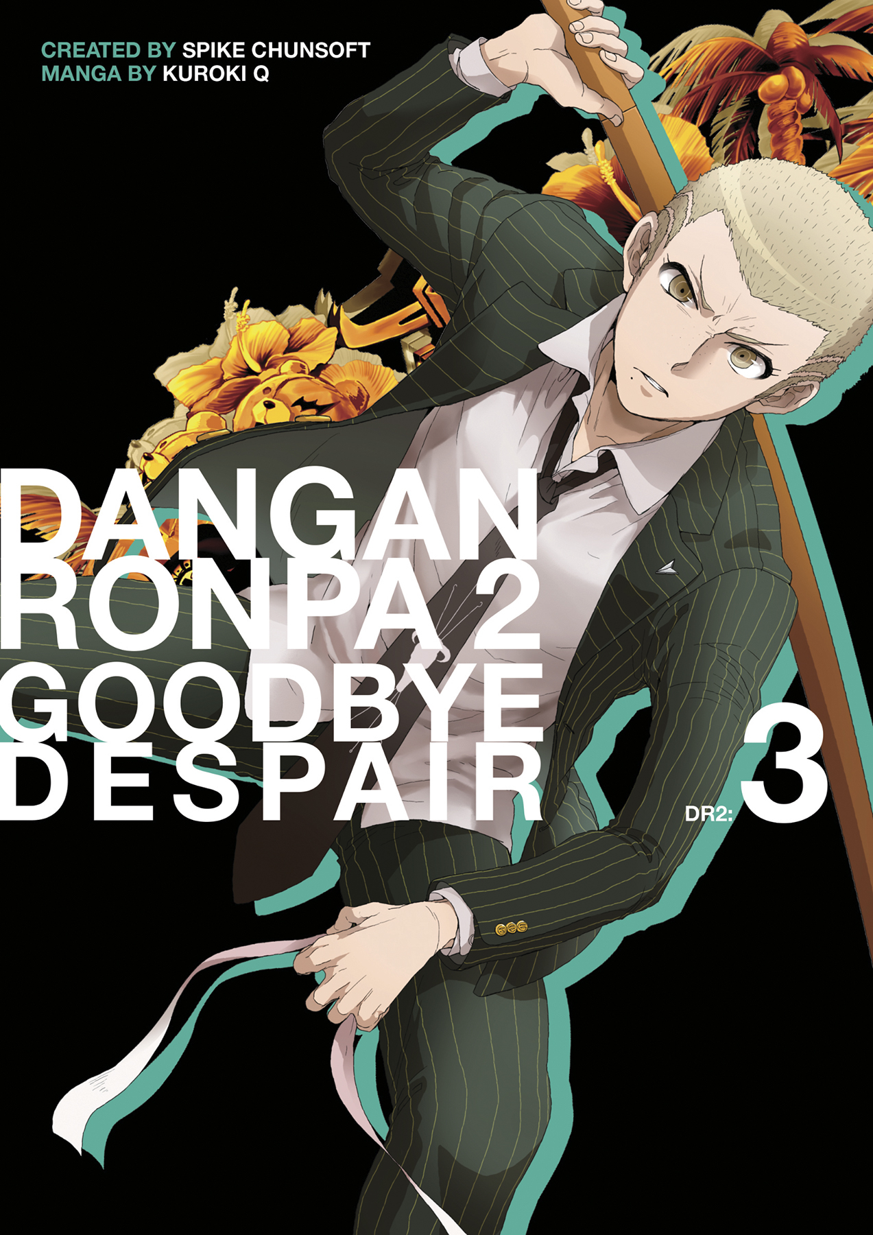 DANGANRONPA 2 GOODBYE DESPAIR TP VOL 03