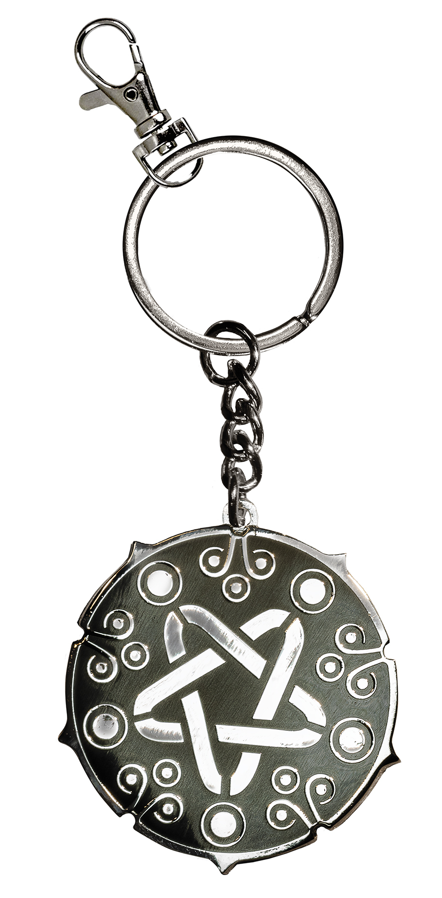 WITCHER 3 YENNEFER MEDALLION KEYCHAIN