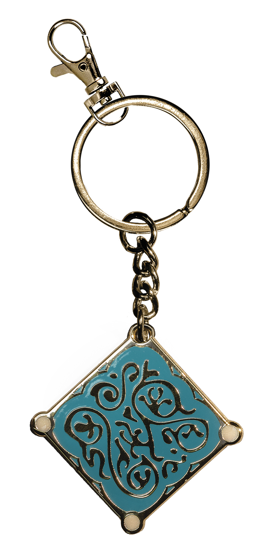 WITCHER 3 TRISS MEDALLION KEYCHAIN