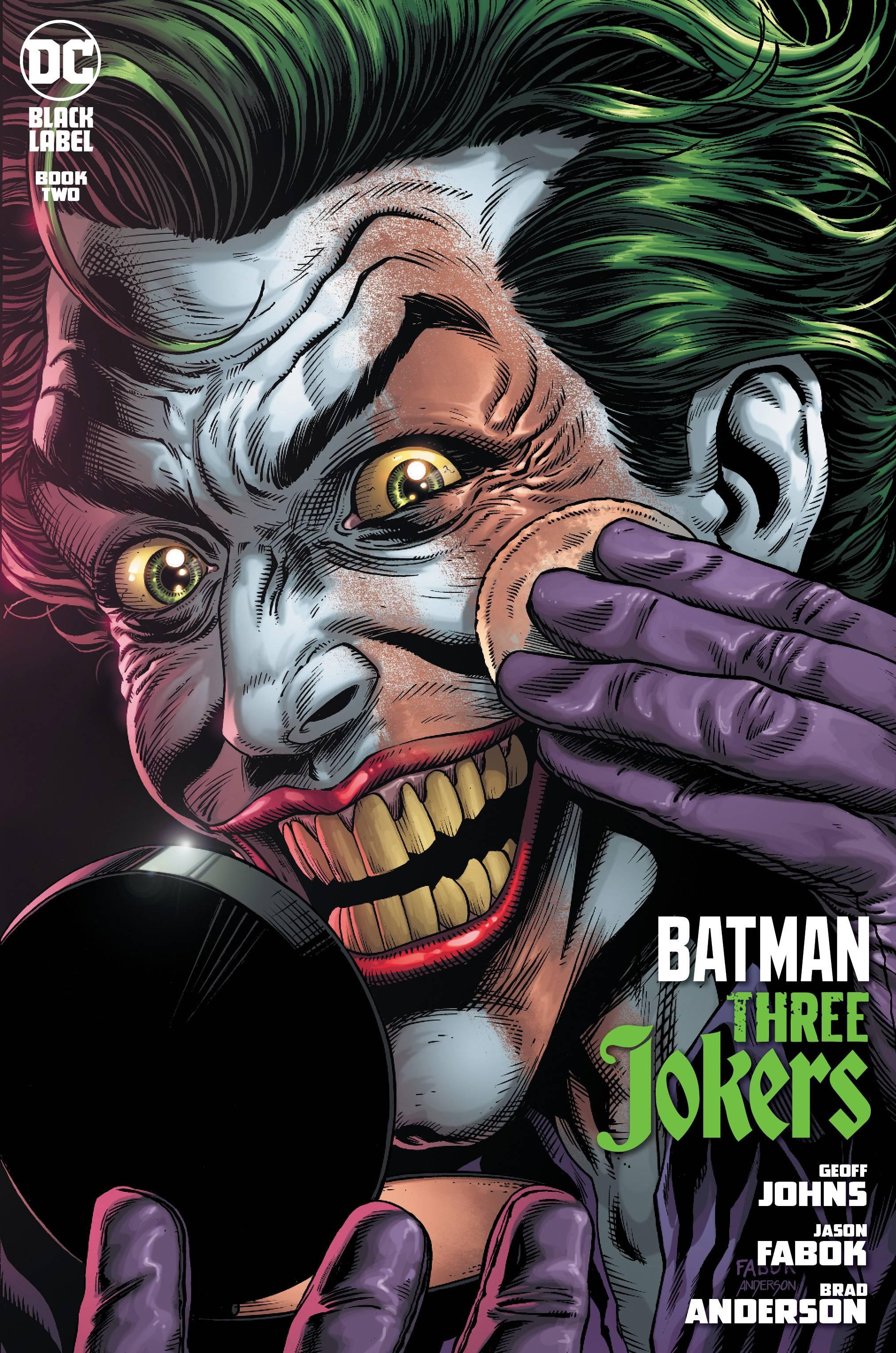 APR208674 - BATMAN THREE JOKERS #2 (OF 3) PREMIUM VAR F ...