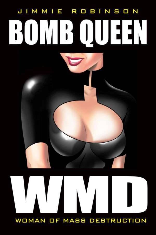 BOMB QUEEN TP VOL 01 WOMAN OF MASS DESTRUCTION (MR)