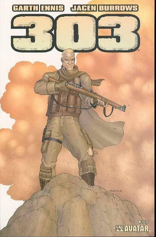 GARTH ENNIS 303 TP (OCT063166) (MR)