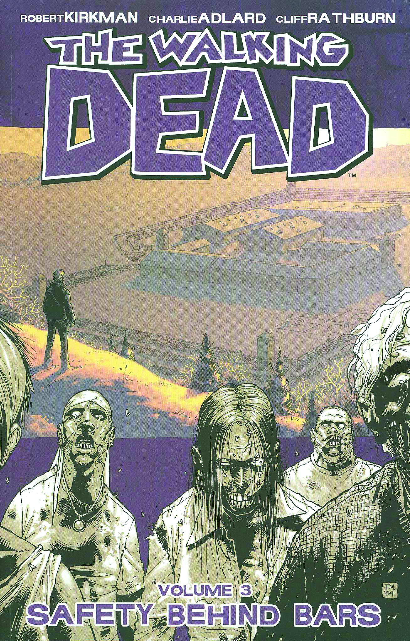 (USE NOV082245) WALKING DEAD TP VOL 03 SAFETY BEHIND BARS