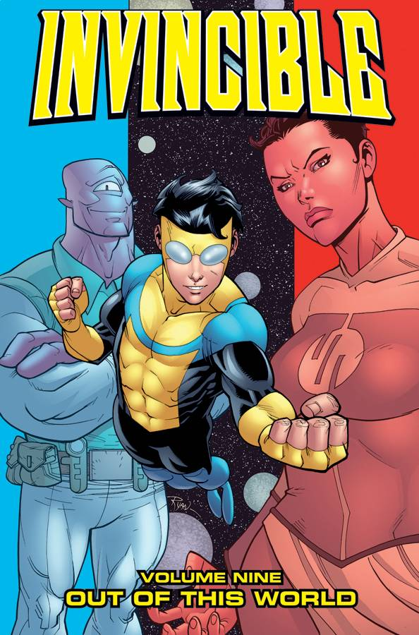 INVINCIBLE TP VOL 09 OUT OF THIS WORLD (OCT071979)