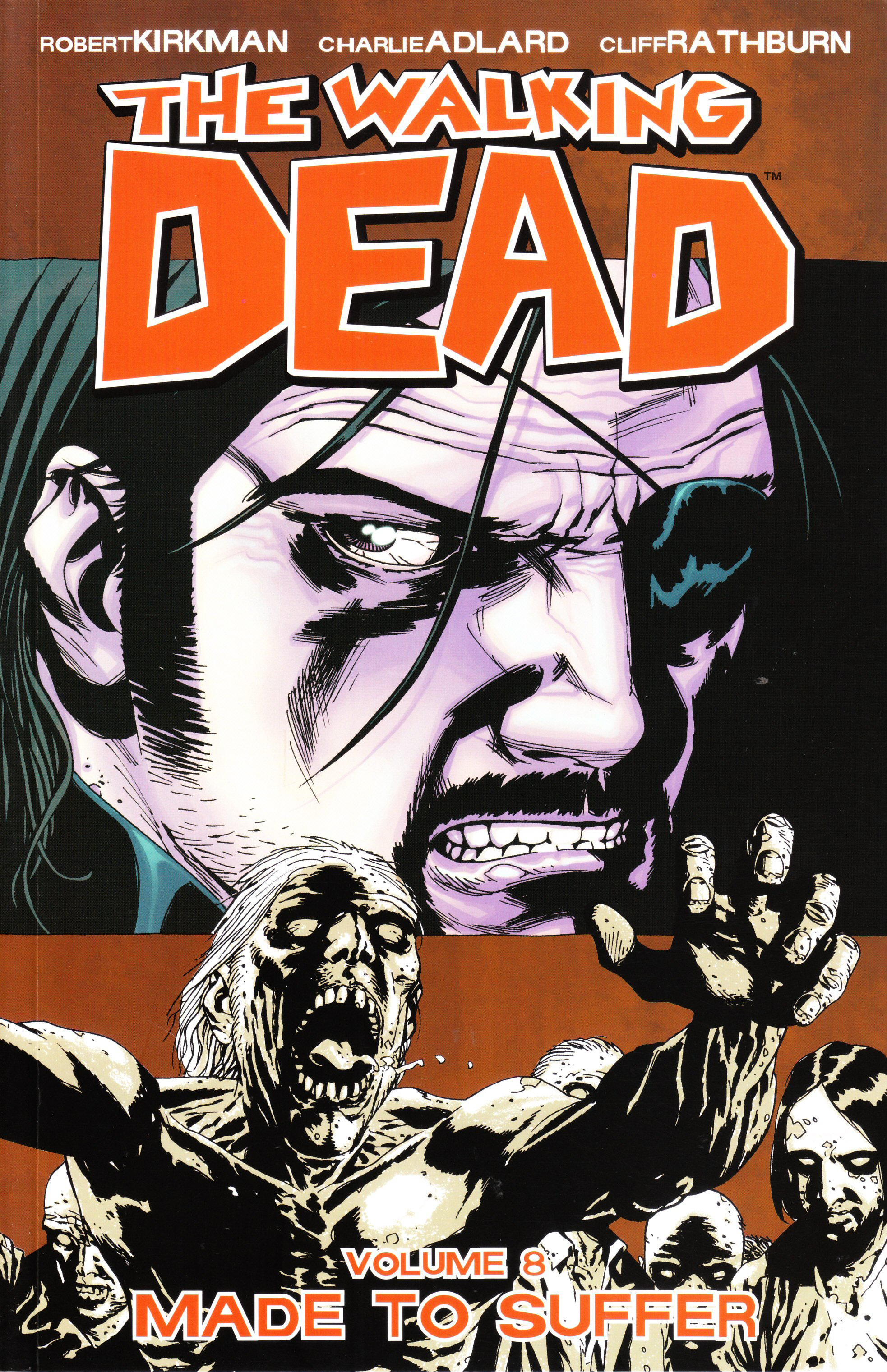 (USE APR178857) WALKING DEAD TP VOL 08 MADE TO SUFFER (MR)