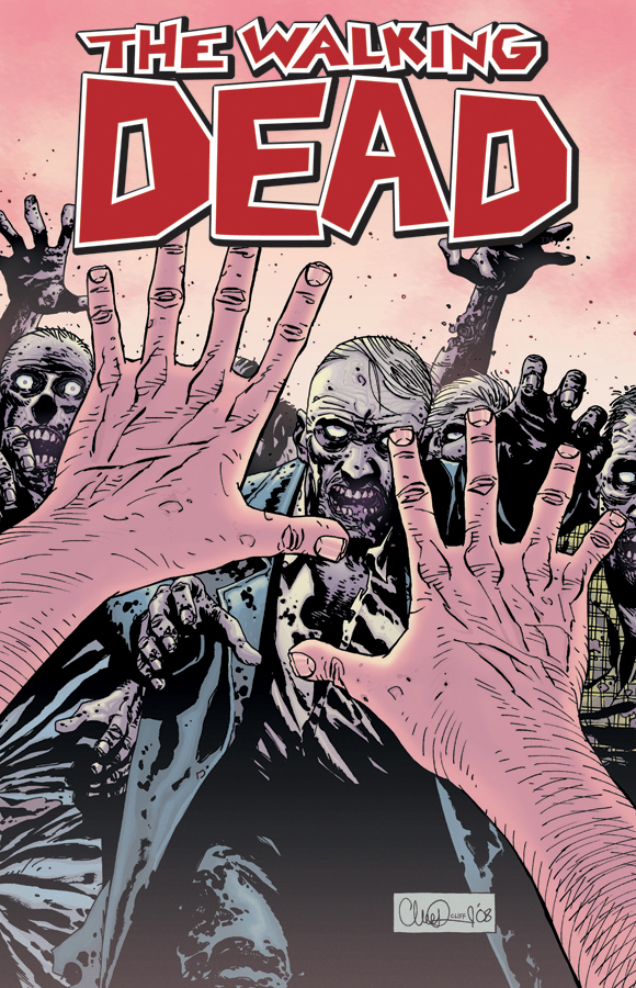 WALKING DEAD #51 (MR)