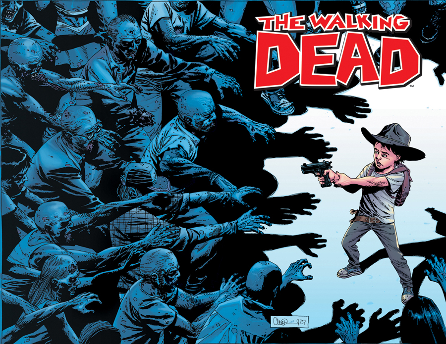 WALKING DEAD #50 2ND PTG (MR) (PP #828)