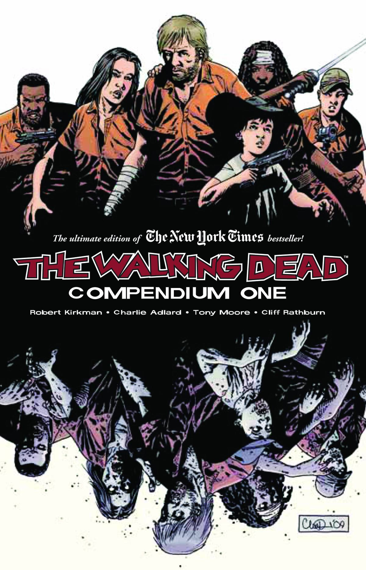 WALKING DEAD COMPENDIUM TP VOL 01 (NEW PTG) (MAR092419) (MR)