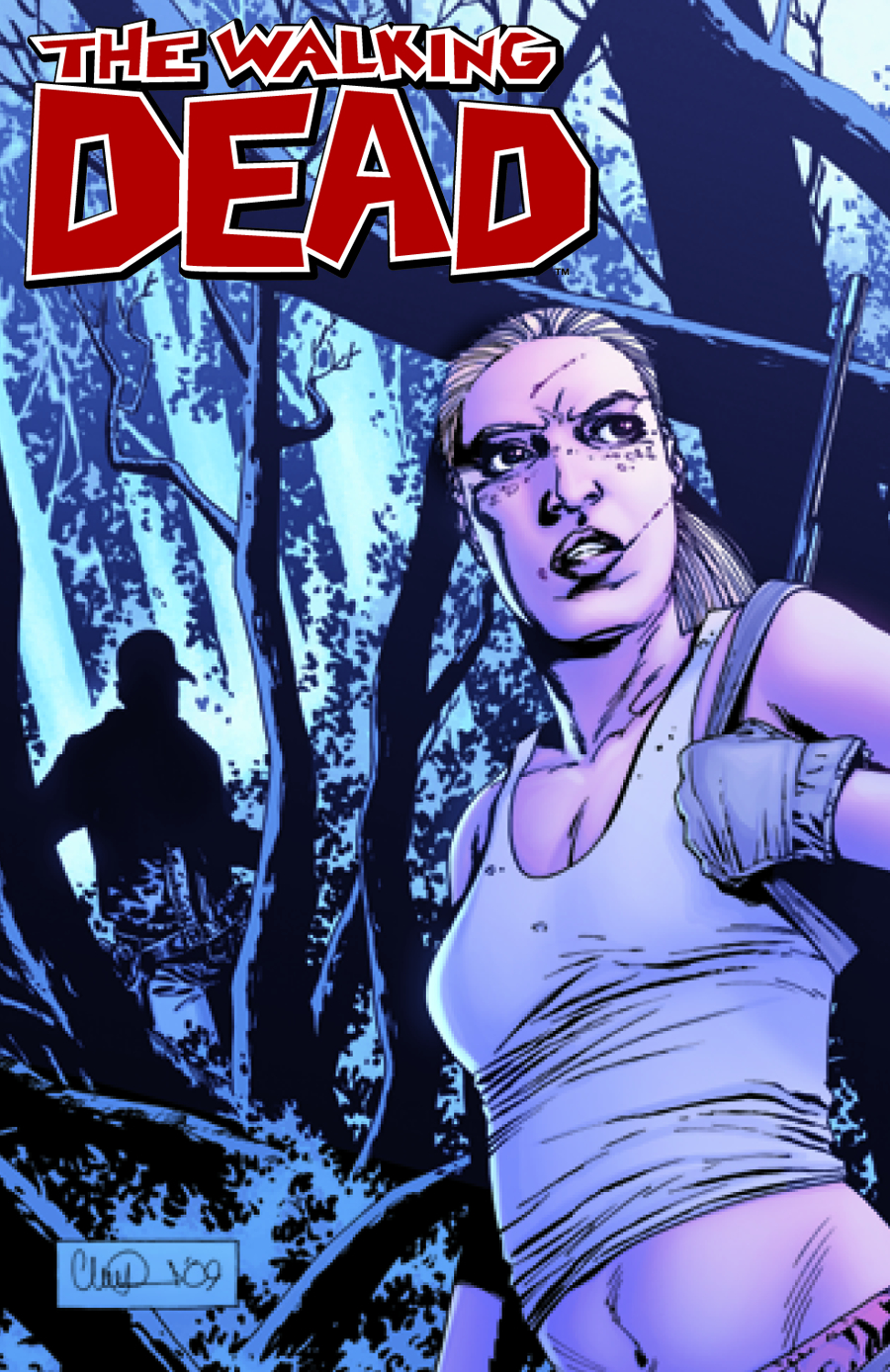 WALKING DEAD #62 (MR)