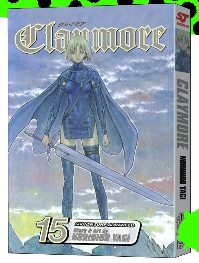 CLAYMORE GN VOL 15