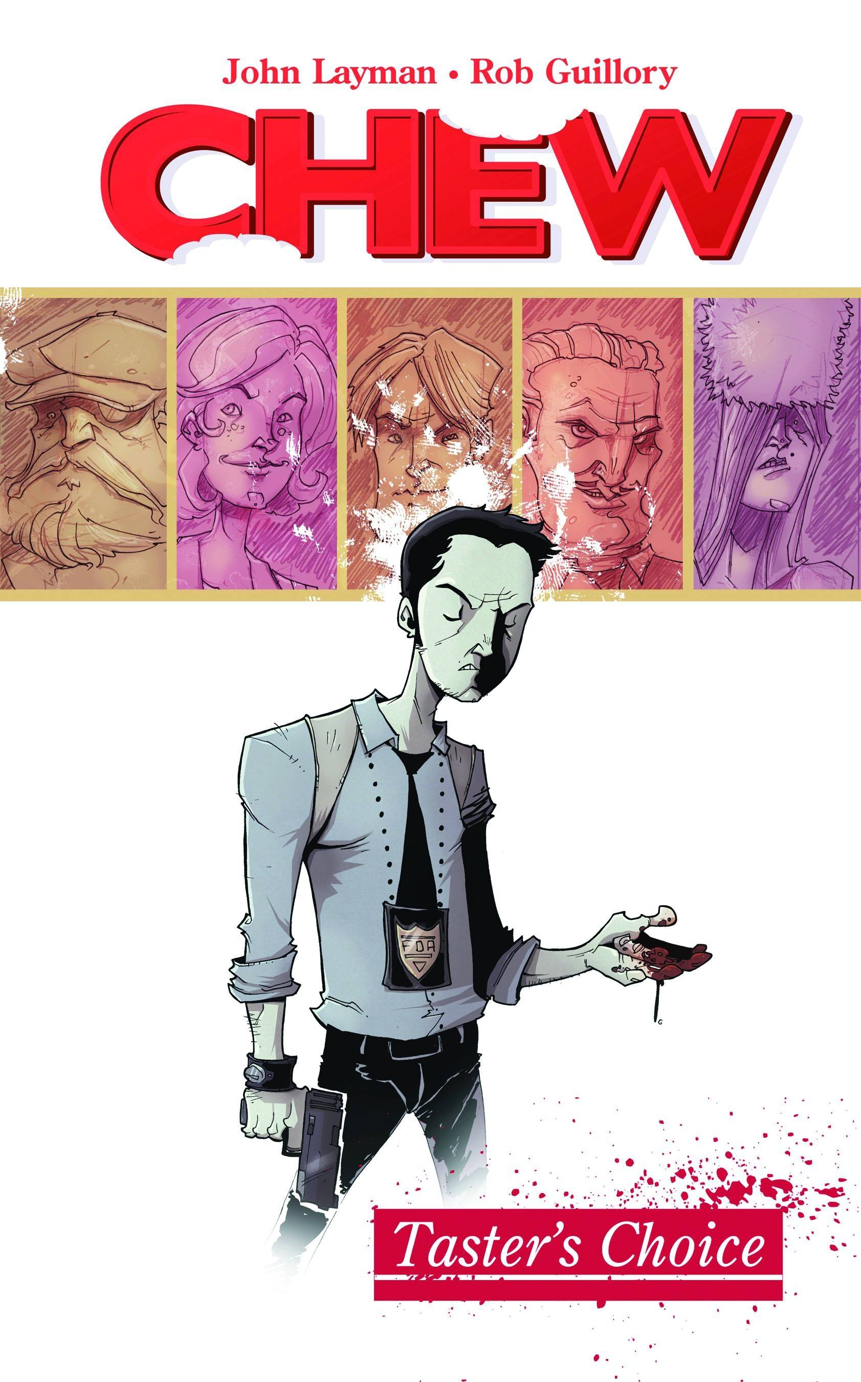 CHEW TP VOL 01 (SEP090288) (MR)