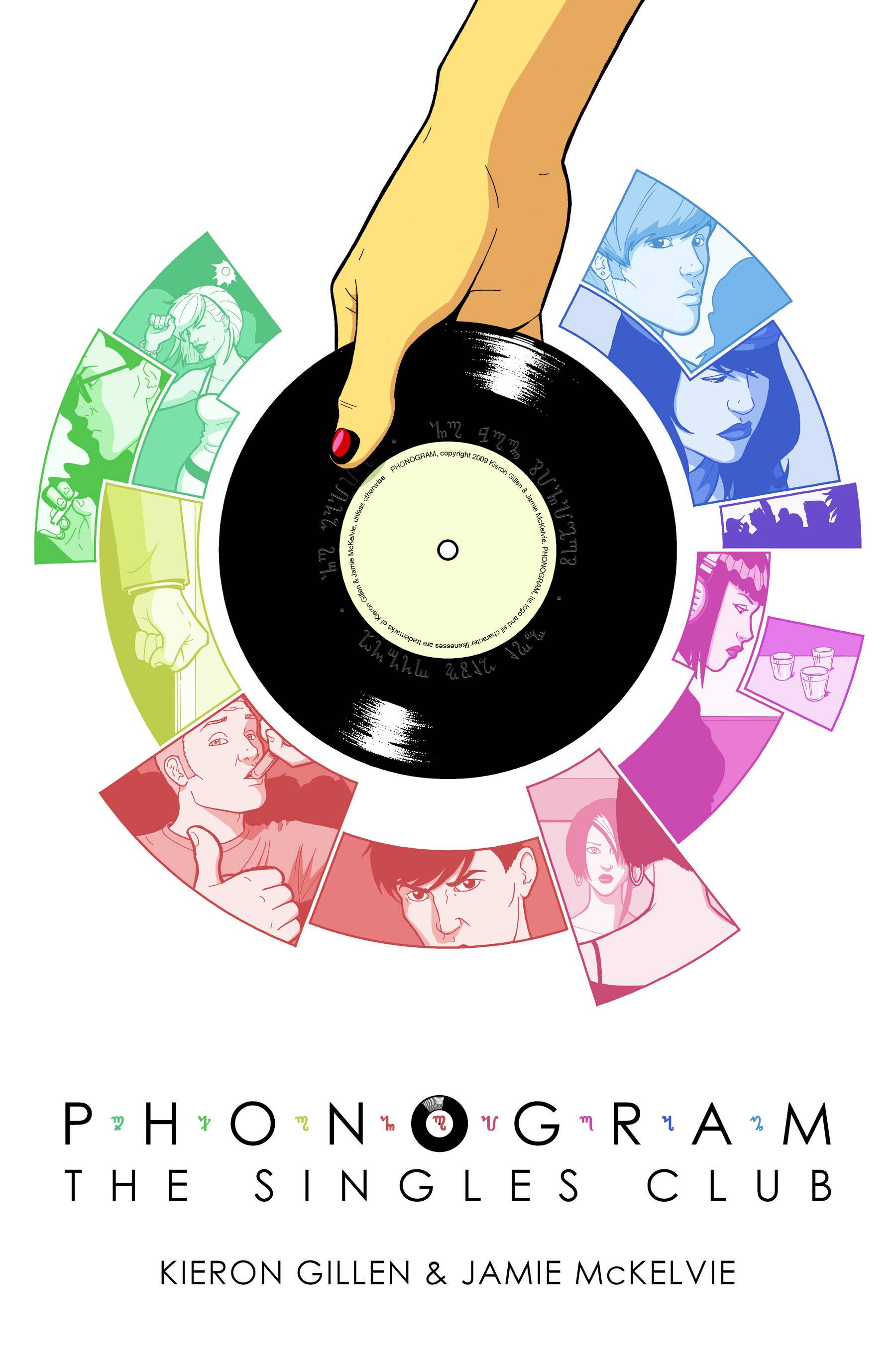 PHONOGRAM TP VOL 02 SINGLES CLUB