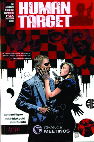 HUMAN TARGET CHANCE MEETINGS TP (MR)