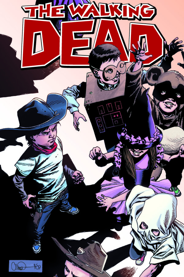WALKING DEAD #71 (MR)