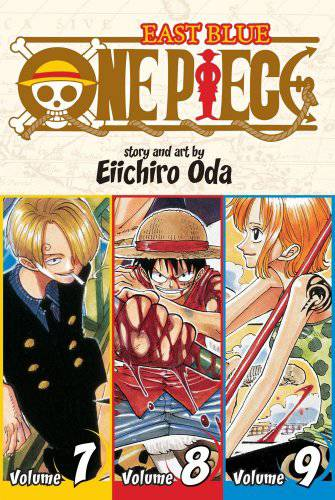 ONE PIECE 3IN1 TP VOL 03