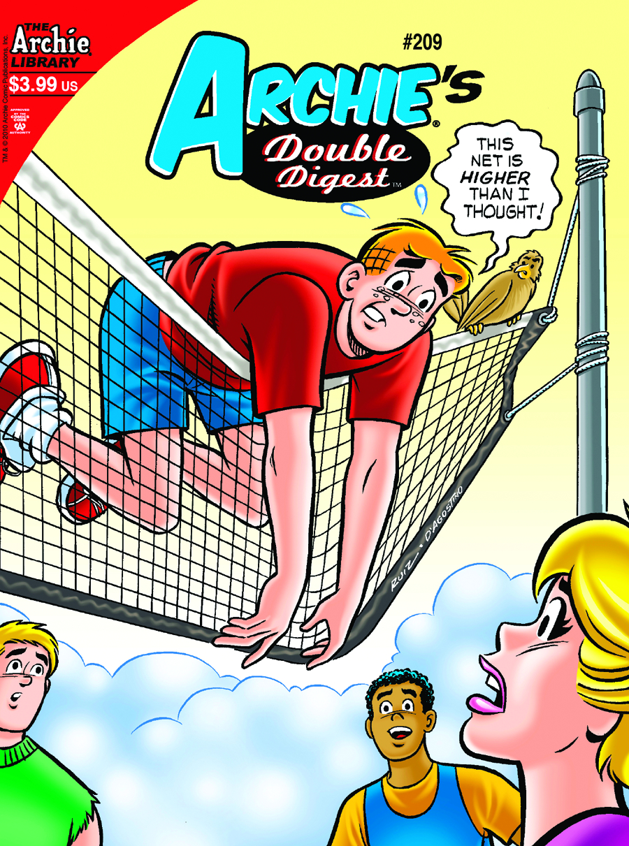ARCHIE DOUBLE DIGEST #209