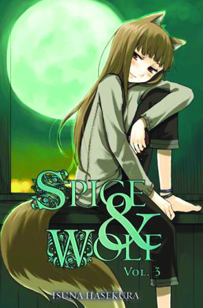 (USE FEB158266) SPICE AND WOLF GN VOL 03