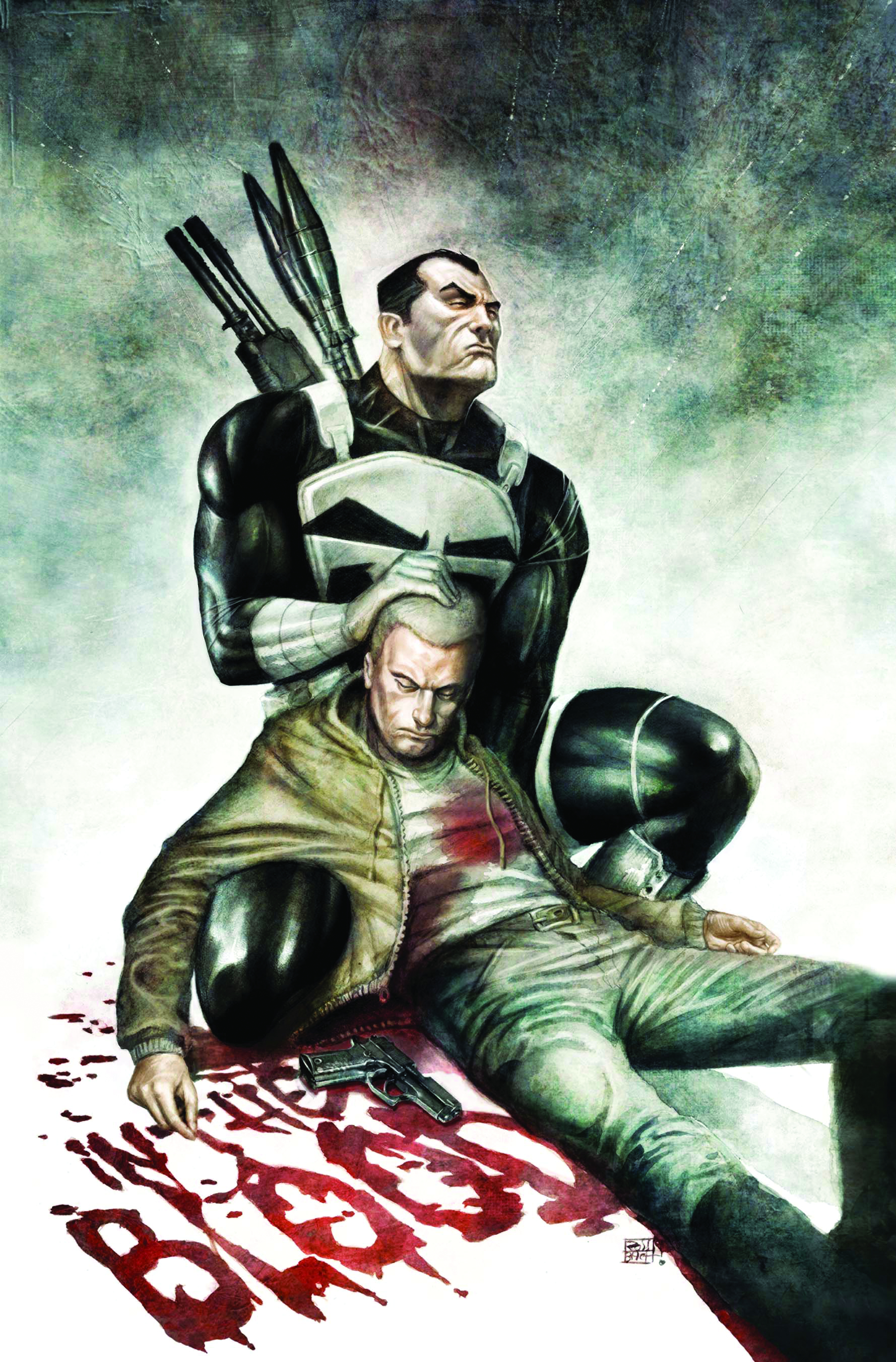 PUNISHER IN BLOOD #5 (OF 5)