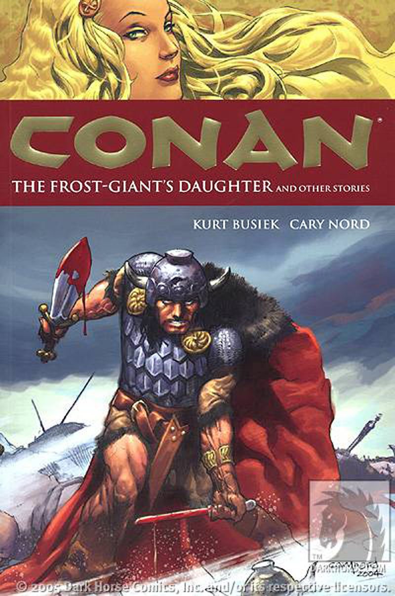 CONAN TP VOL 01 FROST GIANTS DAUGHTER NEW PTG