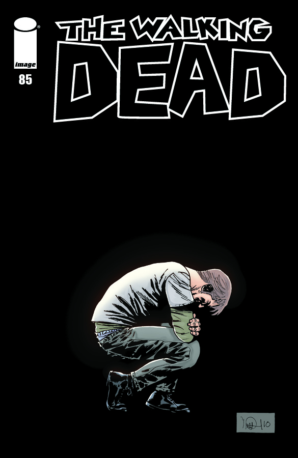 WALKING DEAD #85 (MR)