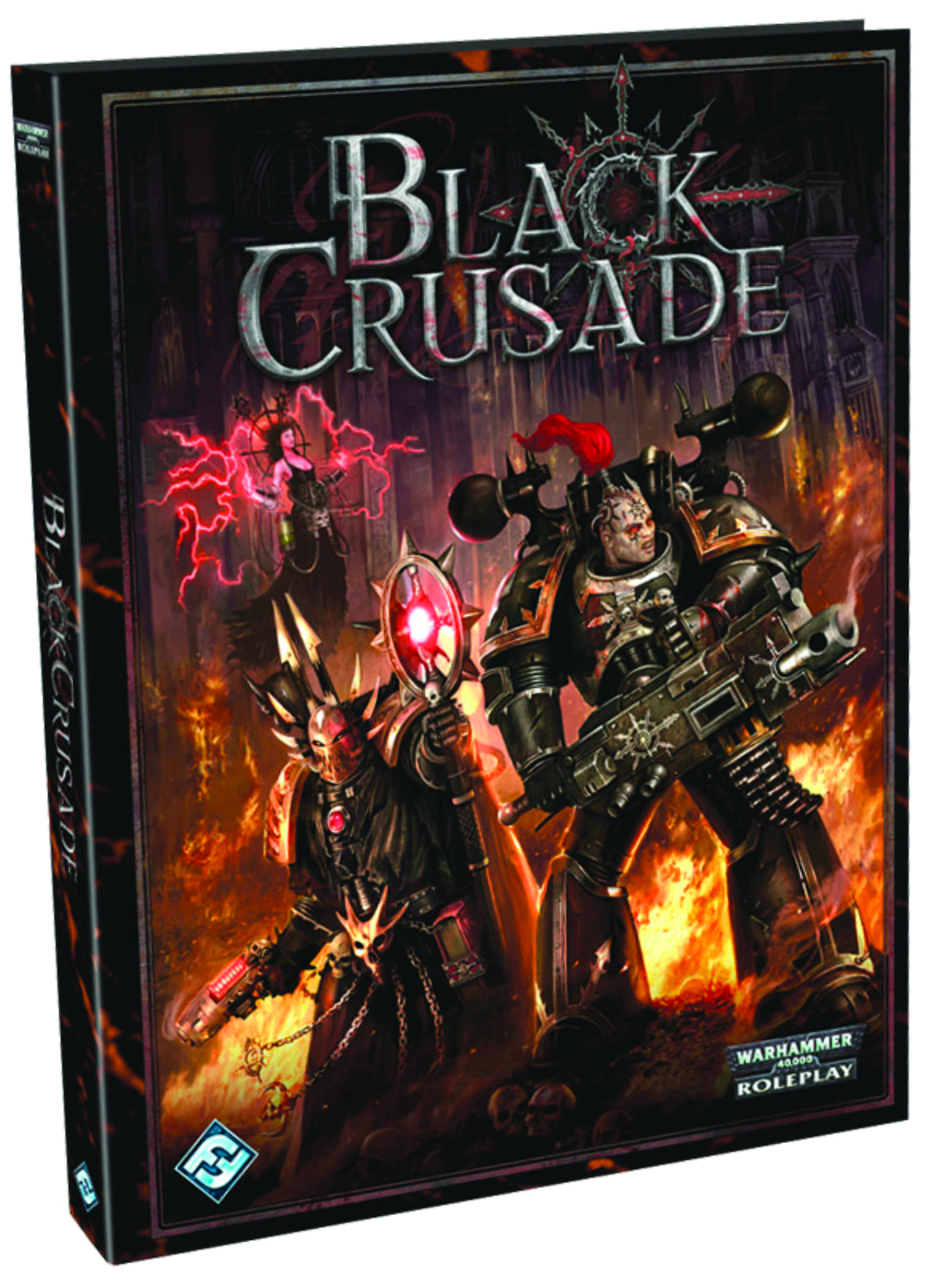 WH40K BLACK CRUSADE RPG CORE RULEBOOK