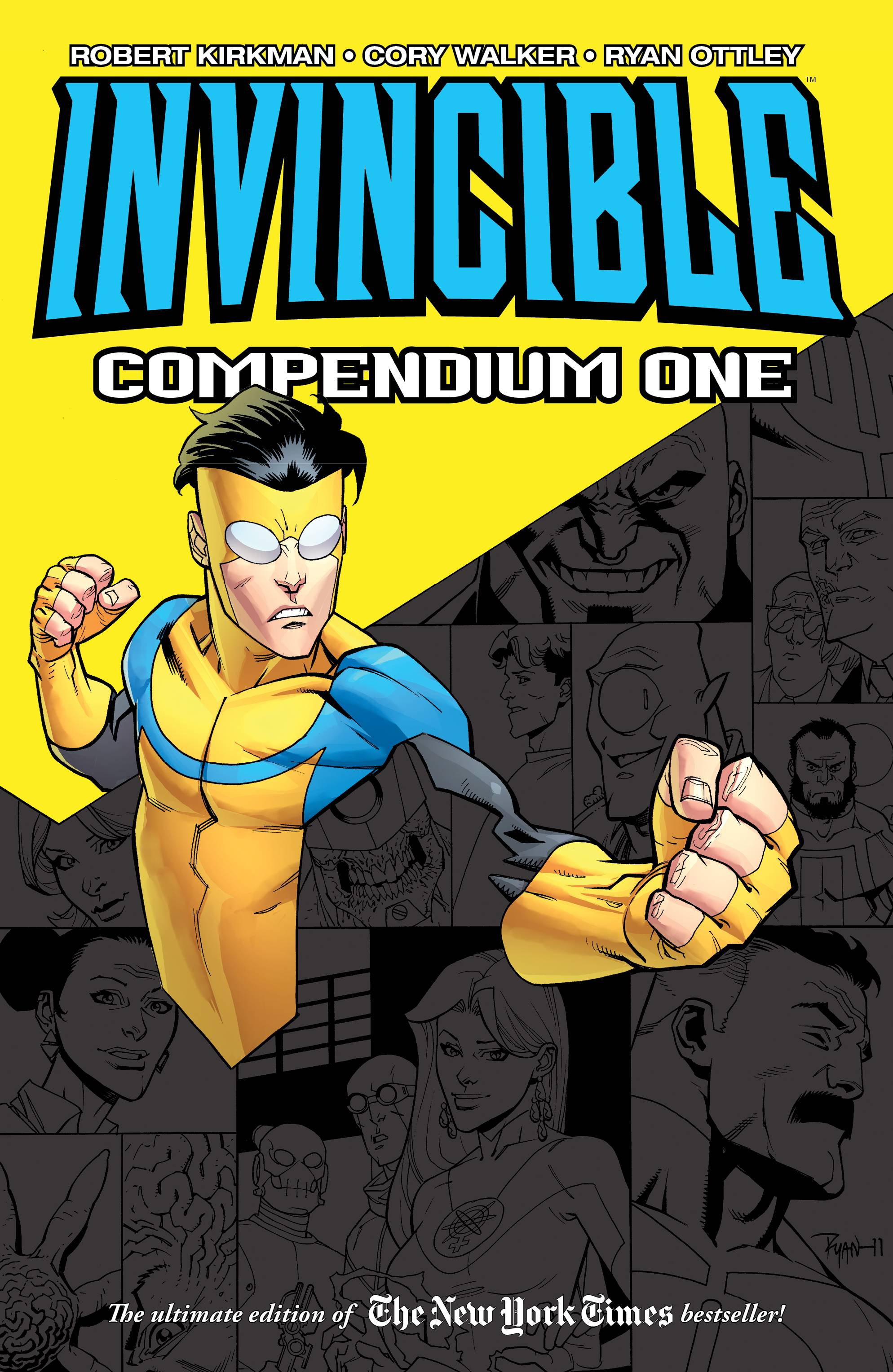 INVINCIBLE COMPENDIUM TP VOL 01 (JUN110511)