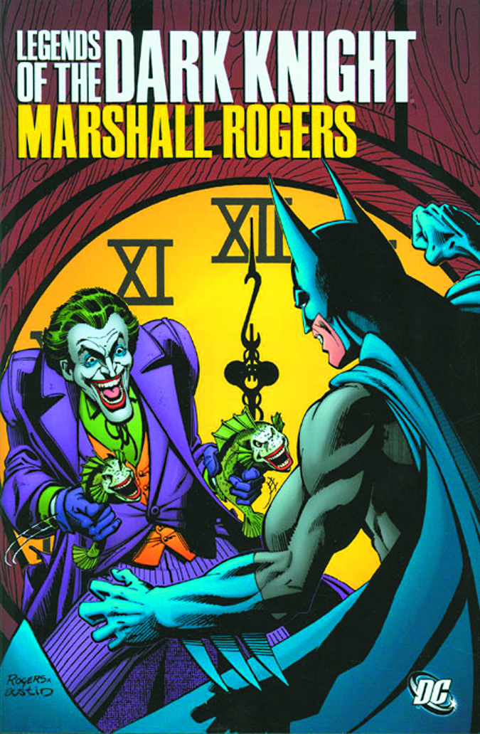 LEGENDS OF THE DARK KNIGHT MARSHALL ROGERS HC
