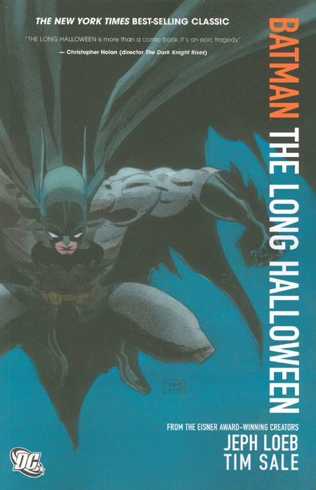 (USE JUN198404) BATMAN THE LONG HALLOWEEN TP