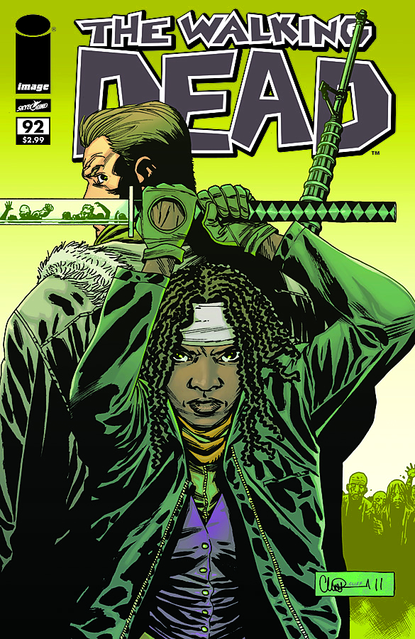 WALKING DEAD #92 (MR)