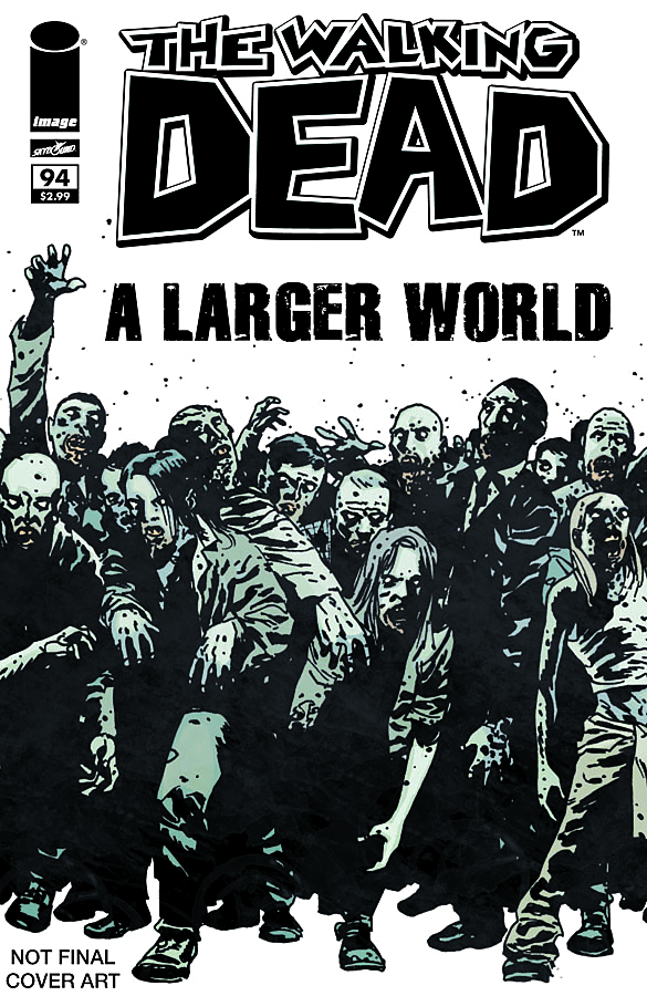 WALKING DEAD #94 (MR)