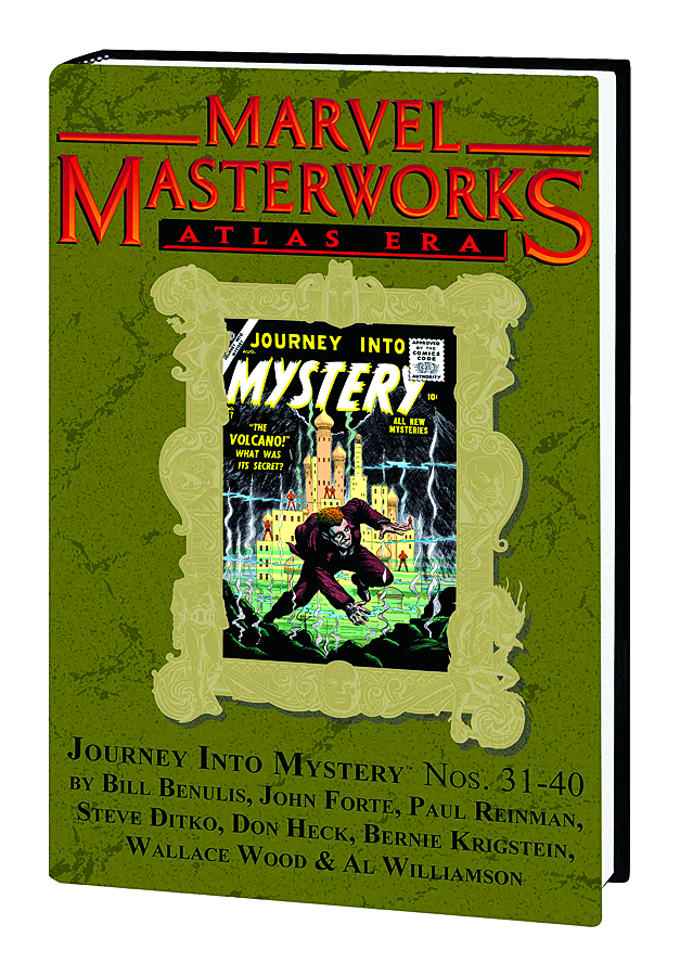 MMW ATLAS ERA JOURNEY INTO MYSTERY HC VOL 04 DM VAR ED 180
