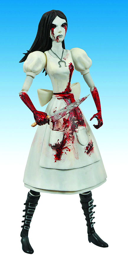 ALICE MADNESS RETURNS SELECT HYSTERIA ALICE PX AF