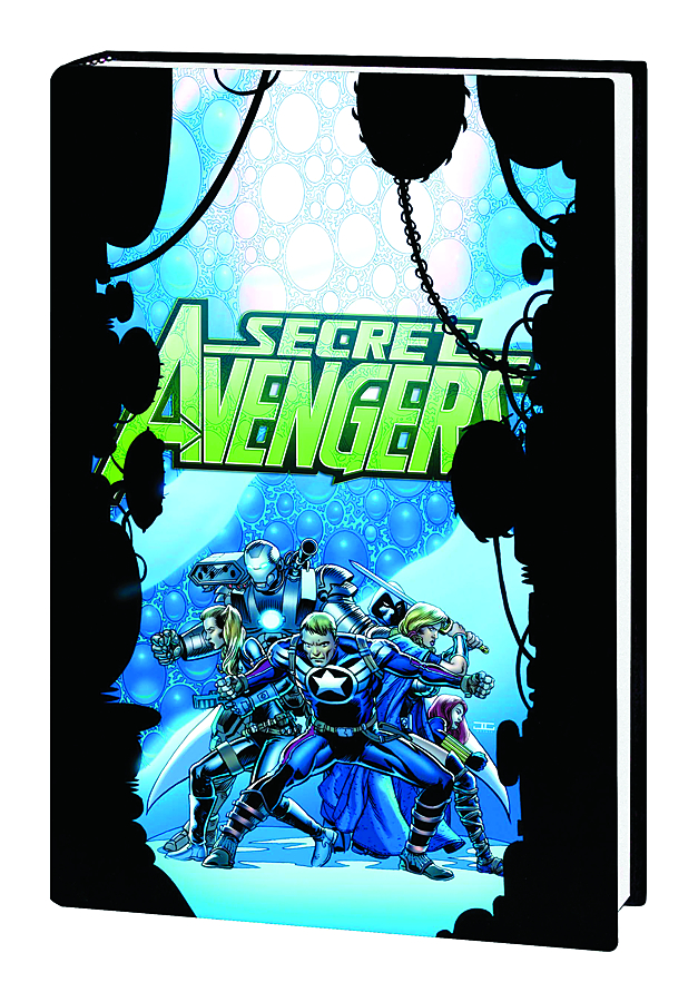 SECRET AVENGERS – RUN MISSION, DON'T GET SEEN, SAVE WORLD (Warren ELLIS) HC