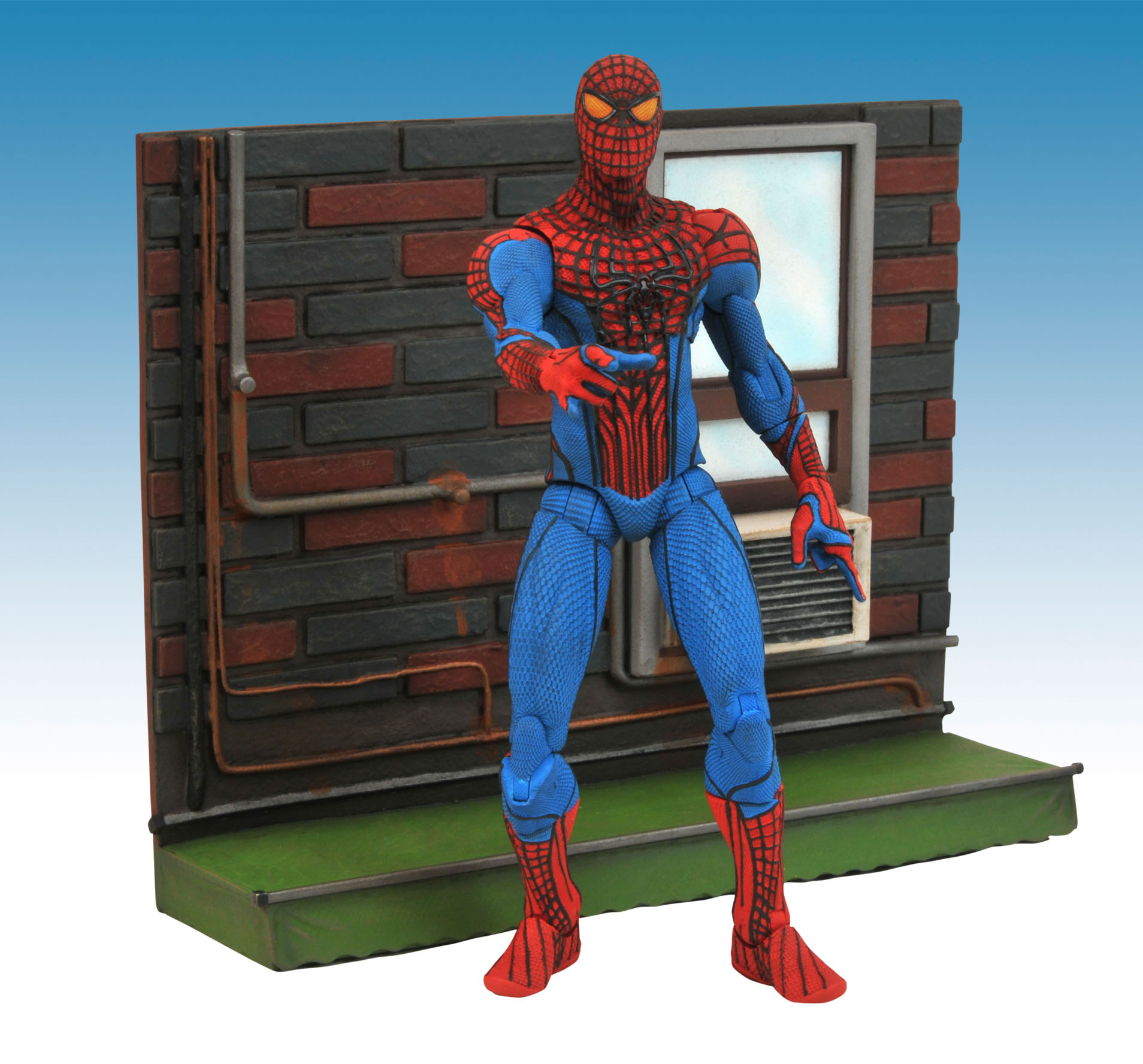 MARVEL SELECT AMAZING SPIDER-MAN MOVIE AF
